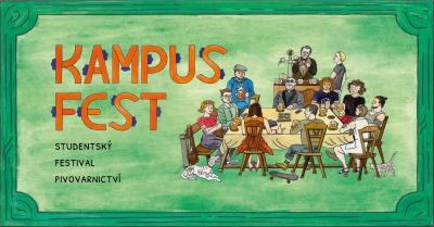 Kampus Fest 2020 - studentský festival pivovarnictví