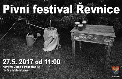 Pivní festival Řevnice 2017