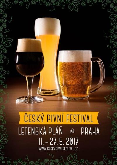 Český pivní festival 2017