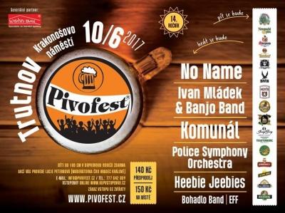 Pivofest 2017 Trutnov