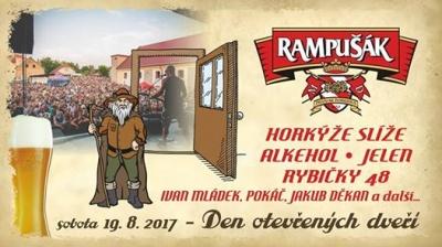 Den otevřených dveří 2017 - pivovar Dobruška