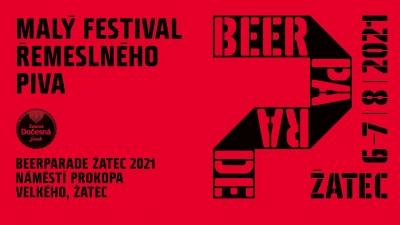 Beer Parade Žatec 2021