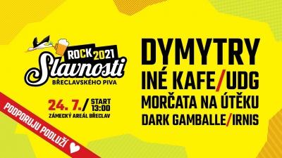 Slavnosti břeclavského piva - Rock 2021