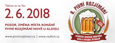 6.ročník Pivního rozjímání 2018