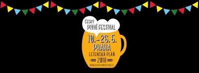 Český pivní festival 2018
