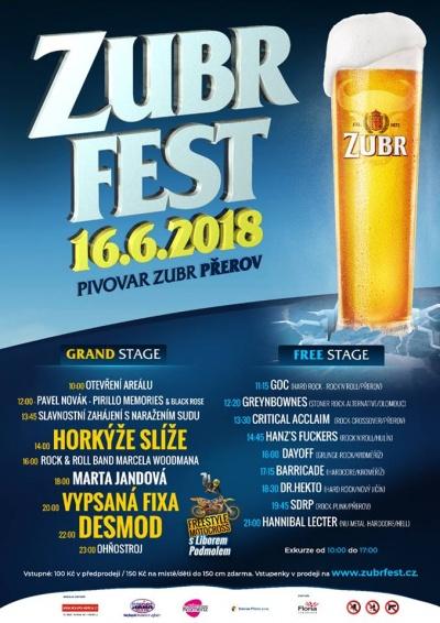 Zubrfest 2018