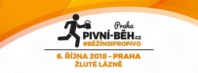 Pivní běh Praha 2018