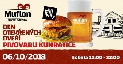 Pivovar Kunratice - Dny otevřených dvěří 2018