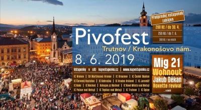 Pivofest 2019 Trutnov