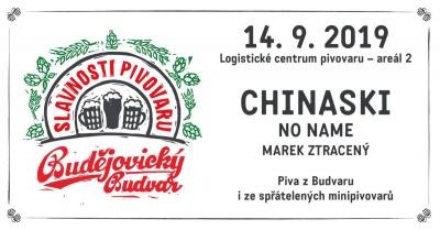 Slavnosti pivovaru Budějovický Budvar