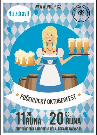 Počernický Oktoberfest 2019