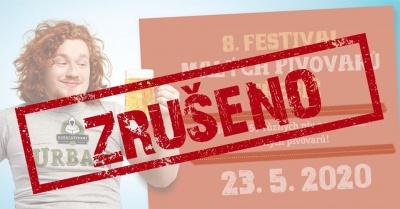 8. Festival malých pivovarů v Třebíči 2020 - zrušeno