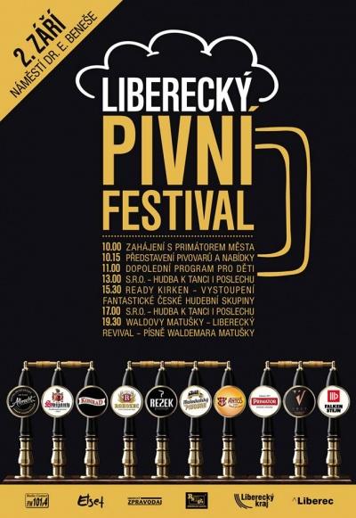 Liberecký pivní festival 2017