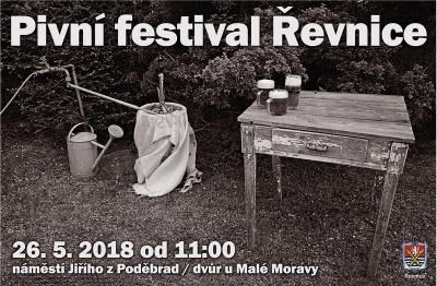 Pivní festival Řevnice 2018