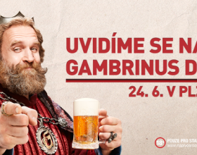 Gambrinus den 2019