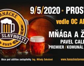 Hanácké pivní slavnosti 2020
