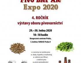 Pivo, Bier & Ale EXPO 2020